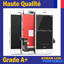 Ecran LCD Vitre Tactile Pour Apple iPhone 7 Plus A1661 A1784 A1785 - Noir, Blanc