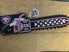 Lollipop Chainsaw Promo Large Foam Chainsaw Keychain Stickers