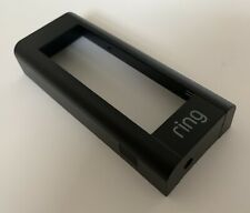Ring Video Doorbell Pro Cover Face Plate Faceplate Skin Part in Black