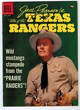 JACE PEARSON'S TALES OF THE TEXAS RANGERS 8.0 OFF-WHITE TO WHITE PAGES SILVERAGE
