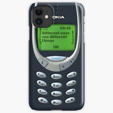 Nokia 3310 Phone For iPhone Case X 6 7 S 8 Plus, Nokia 3310 iPhone Case