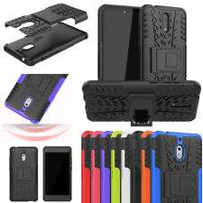 Armor Hybrid Shockproof Stand Phone Cover Case For Nokia 3 3.1 1 2 5 6 8 7.1 4.2