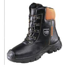 Corte de cuero protección botas SSK 1 botas de cuero forststiefel forstschuh