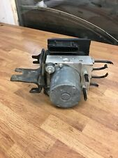 NISSAN NOTE 2012 E11 MK1 ABS PUMP MODULE 0265235043