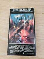 Excalibur (VHS,1981) Good Condition
