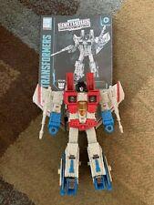 Transformers War for Cybertron Earthrise Starscream G1