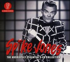 Spike Jones - Absolutely Essential 3 CD Collection [New CD] UK - Import