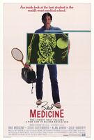 BAD MEDICINE Movie POSTER 27x40 Steve Guttenberg Alan Arkin Julie Hagerty Bill