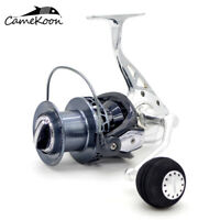 CAMEKOON Spinning Reel Anti-Corrosion Saltwater&Freshwater Spinning Fishing Reel
