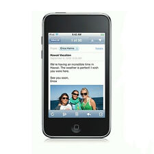 Apple iPod touch 2. Generation Schwarz (8GB)