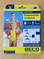BECO Schwimmflügel 1 Paar, Größe 0, 15 bis 30 kg, ca. 2-6 Jahre, neu/unbenutzt