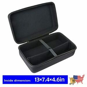 Hard Case For Sony SRS-XB43 Extra BASS Wireless Speaker Soft interior Case Only