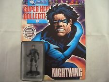 Eaglemoss DC Figurine Collection Nightwing with Magazine # 19