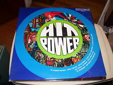HIT POWER-LP-VG+-VARIOUS ARTISTS OF THE 60'S-COLUMBIA SPECIAL PRODUCTS TWO EYE
