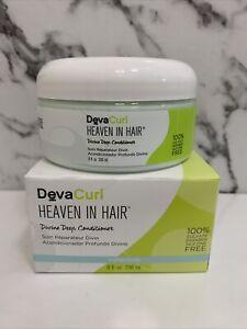 DevaCurl Heaven In Hair Divine Deep Conditioner 8 fl oz new
