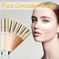 Women Face Creamy Concealer Liquid Foundation Face Contour Eye Makeup Beauty