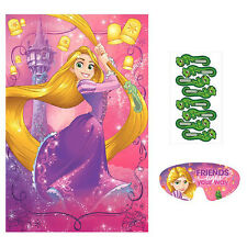 Disney Rapunzel Dream Big Party Game Birthday Decorations Party Favor Supplies