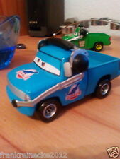 Disney Pixar Cars The King Dinoco pick up 2546 EAA escala 1:55 metal