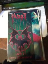 "Faust act 7 by TIM VIGIL Love Of The Damned ""ADULT CONTENT"" Comic Quinn ""NEW"""
