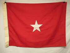 flag1032 US Army 1 Star Brigadier General  Flag 1980's W11E