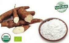 Pure Organic Tapioca/Cassava/Manioc Flour Natural Starch From Sri Lanka
