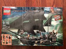 NEW LEGO Pirates of the Caribbean Black Pearl 4184 , SEALED!