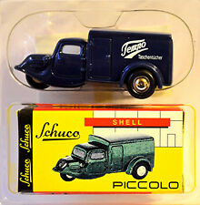 Tempo tricycle FOURGONETTE TEMPO mouchoirs 1:90 SCHUCO PICCOLO 05112