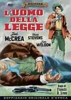 L'Uomo Della Legge - (1957) Western *DVD* A&R Productions ** .....NUOVO