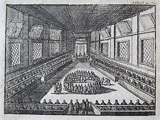 DORDRECHTER SYNODE VAN DORDRECHT 1618 SYNOD OF DORT KLOVENIERSDOELEN