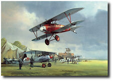The Age of Chivalry (Artist Proof) by Michael Turner WWI Pilot Signed- Aviation