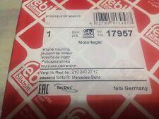 Mercedes engine mount Febi 17957  Mercedes 2102402717  202 203 208 209 210 211