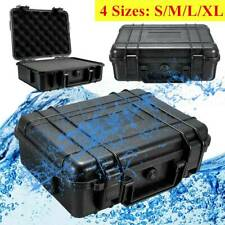 Us Portable Waterproof Hard Carry Case Bag Tool Kits Storage Box Protective Case