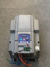 USED SJ100-055HFU HITACHI AC DRIVE 1PH 7.5/5.5KW 50-60HZ 1PH