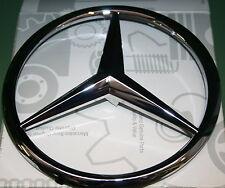 Orig Mercedes Benz Calandre centrale étoile Emblème Avant SL R 129 Roadster