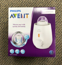 Philips Avent Fast Baby Bottle Warmer, new Milk Warmer - Factory Sealed