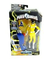 Bandai Power Rangers in Space Legacy Collection Yellow Ranger
