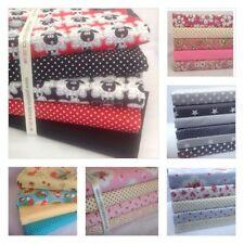 Cath Kidston Fat Quarter Craft Fabrics