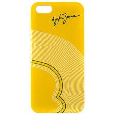 Ayrton Senna Couverture 5/5s Piste/voie Lignes