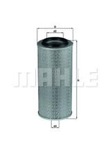 Luftfilter - Mahle LX 275