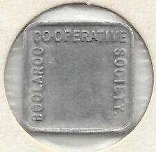 Aluminium Australian Exonumia Tokens