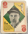 1951 Topps Red Backs Baseball Cards 70