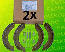 2x Orig. Bremsbacken Peitz BPW R234/76 - 230x40 kpl. incl. Federn = für 2 Achsen
