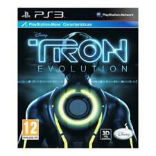 Tron Evolution de PlayStation 3 (PAL) (completo)