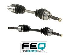 For Ford Escape Mazda Tribute Mercury Mariner Pair of Front CV Axle Shafts Set