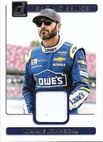 2018 Donruss Racing Race Used Relic Singles (Pick Your Cards)