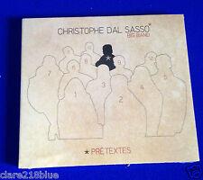 Nuevo Sellado Chrisophe Dal Sasso Big Band - Pretextes (2013) CD JAZZ