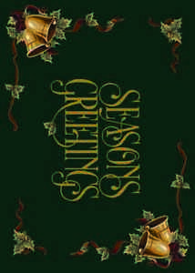 Milliken Holiday Rugs Season's Greeting Wintergreen Area Rug