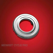Chrome Key Switch Grommet, Replaces OEM, For GL1500 Goldwing 1988-00 ( 52-568 )