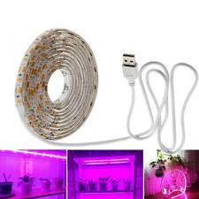 Striscia USB LED crescita piante fito luci per coltivazione indoor impermeabile