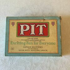 Vintage PIT Game  in Original Box - Bull & Bear Edition